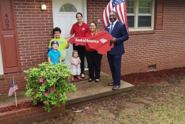 US Army Staff Sergeant Theresa Totherow (Ret.) Received Donated Home