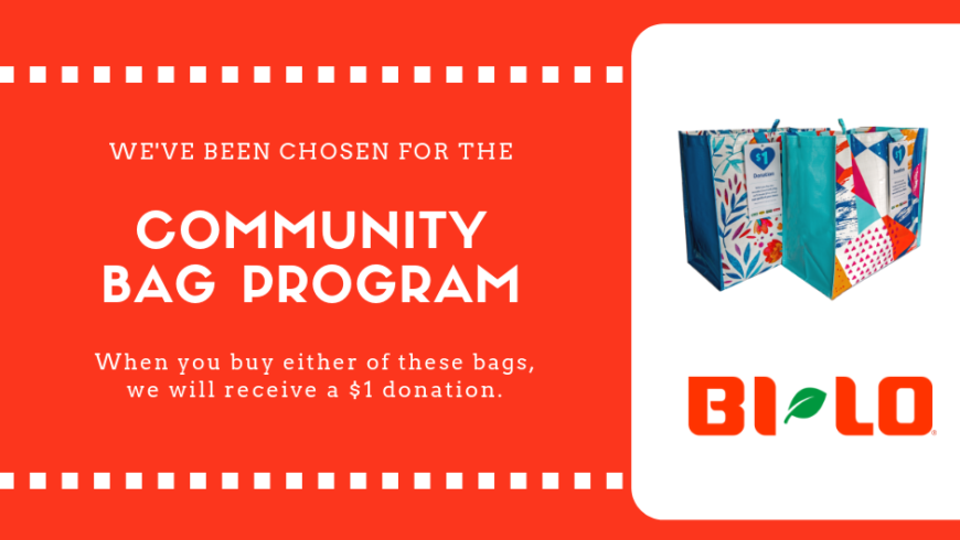 Bi-Lo Community Bag Program