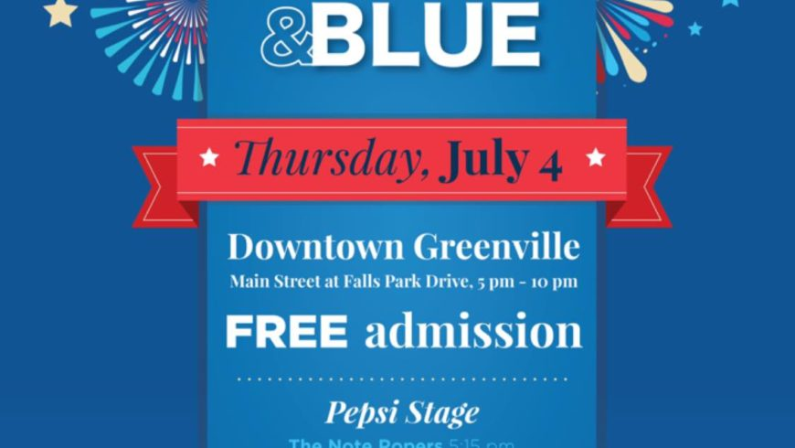 City to Celebrate July 4th With Annual Wells Fargo Red, White and Blue Festival