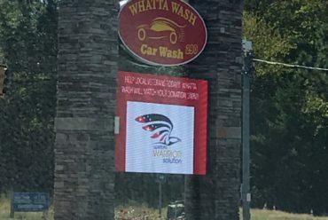 Whatta Wash Fundraiser