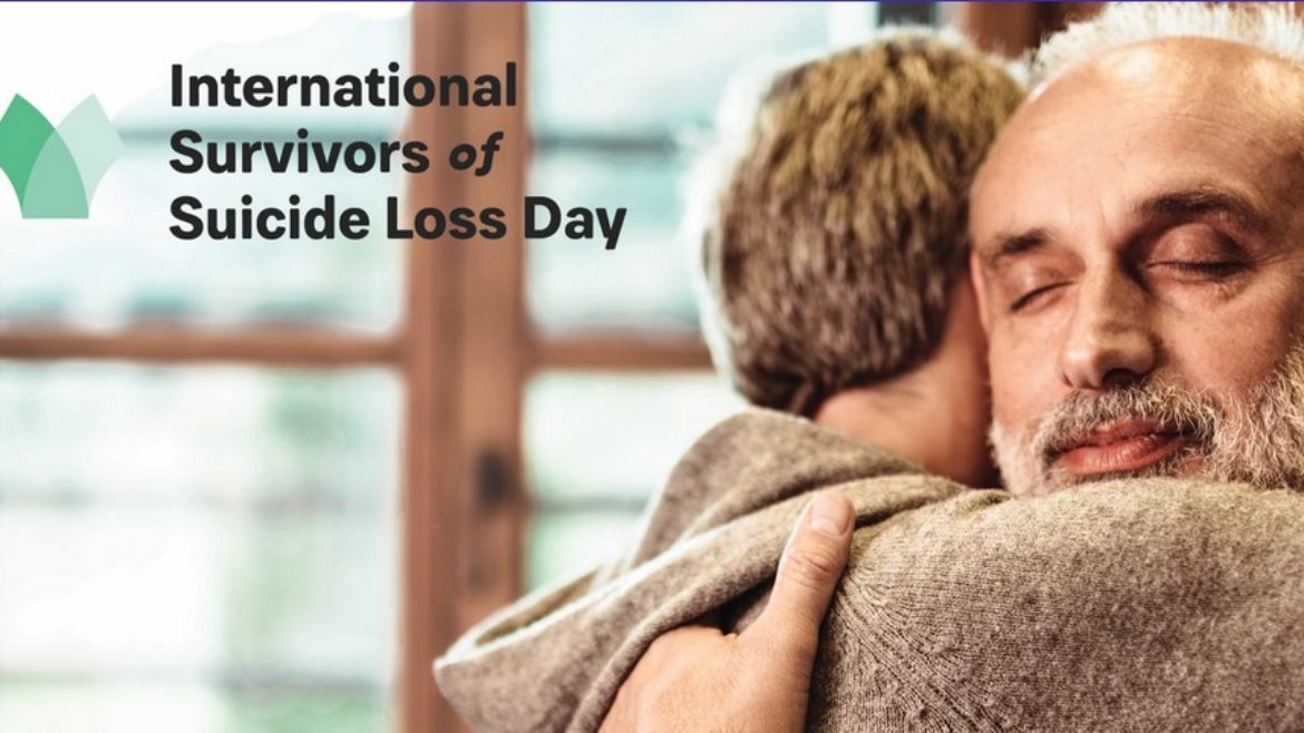 International Survivors of Suicide Loss Day