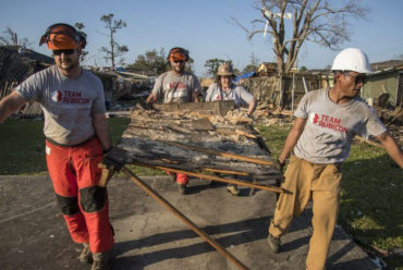 Team Rubicon: 'Disasters Are Our Business; Veterans Are Our Passion'