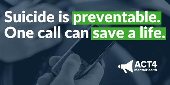 National Suicide Hotline Designation Act