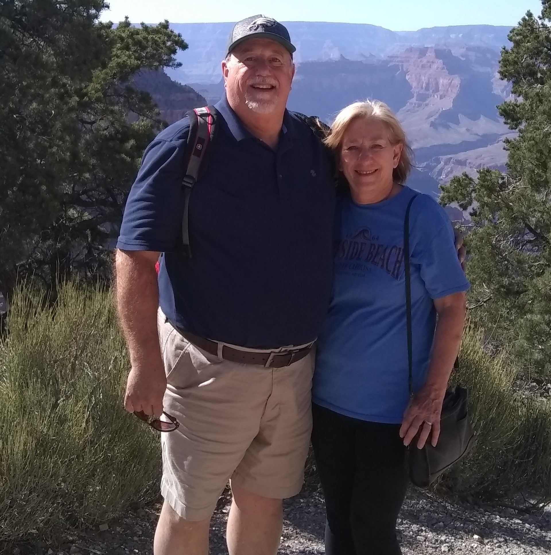 Volunteer Spotlight: Rhonda and Rick