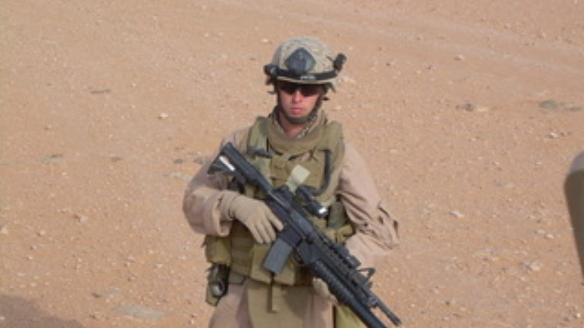 Warrior Wednesday: Dr. Shawn Currie