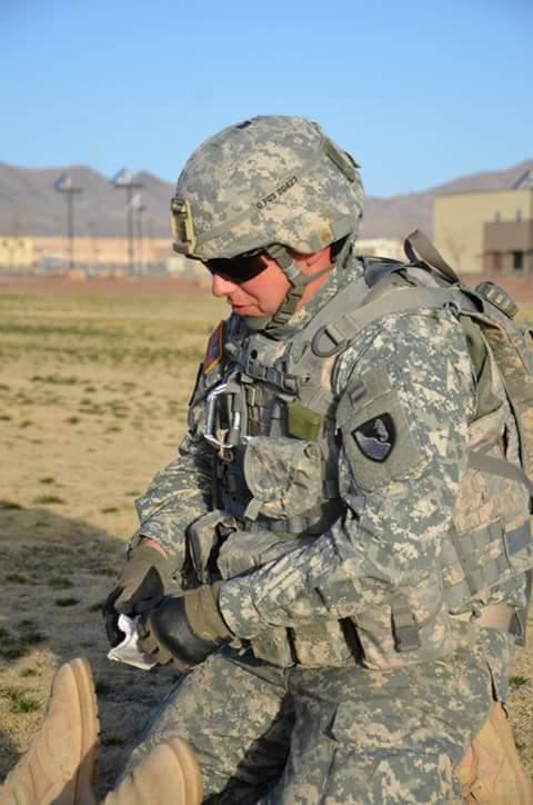 Warrior Wednesday: Jeremy Duckett